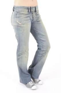 DIESEL Womens Hush DS 86R Jeans L. 34   Retail $325!