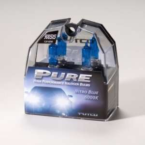 Automotive Lighting Nitro Blue Halogen Headlight Bulb Automotive