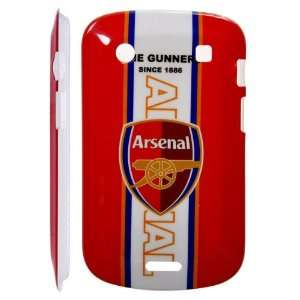 Real Arsenal Football Club Hard Case Cover for BlackBerry