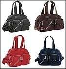 Kipling New Baby Bag TM2406 Black / True Blue Handbag Shoulder Strap