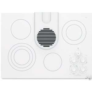 30 Smoothtop Electric Cooktop with 4 Heating Elements,: Appliances