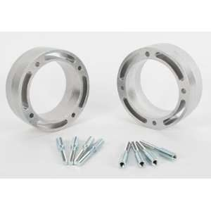 Dura Blue Front/Rear 2 1/2 in. Easy Fit Wheel Spacers