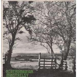 LP (VINYL) UK CONCERT HALL 1964 NORTHUMBRIAN MINSTRELSY Music
