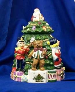 ... Spode CHRISTMAS TREE Cookie Jar Toys U0026 Tree 2430820 ...