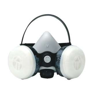SAS Safety 3561 50 Low Maintenance Multi Use Halfmask Respirator for