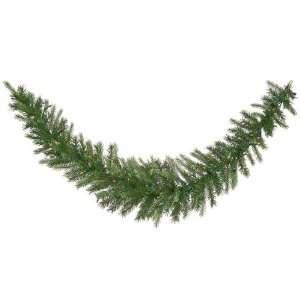 of 2 Pre Lit Tiffany Spruce Christmas Swag Garlands 6   Multi Lights