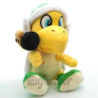Super Mario Bros Hammer Bro Plush Toy Doll^MX650