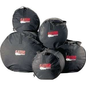 Gator Cases GP FUSION 20SET 5 Piece Fusion Set Bags 20