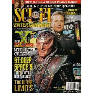 com Sci Fi Entertainment (The Official Magazine of the Sci Fi Channel