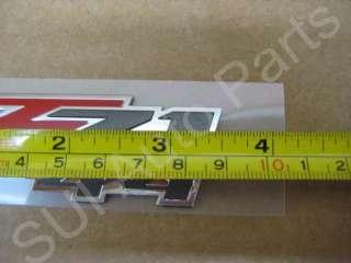 New Chevy GMC Truck SUV Z71 4x4 Emblem Silverado Sierra OEM GM (C63 3z