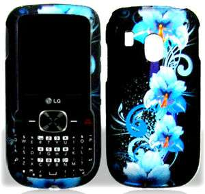 TracFone LG LG500G Faceplate Snap on Protective Phone Cover Hard Case