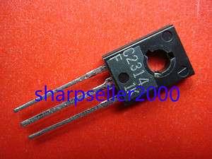 2pcs 2SC2314 C2314 NPN Driver Transistors CB Radio NEW