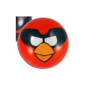 Angry Birds Space 3 Foam Ball   Super Red Bird Toys & Games