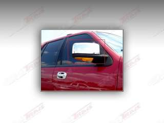 FORD F150 F 150 2004   2008 HALF CHROME MIRROR COVERS