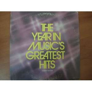 The Year in Musics Greatest Hits Country Edition (1978) Music