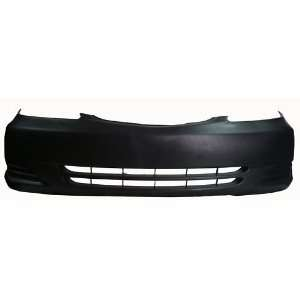 TKY TY04191BB DK1 Toyota Camry Primed Black Replacement Front Bumper