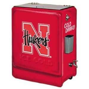 University of Nebraska Cornhuskers Nostalgic Ice Chest