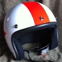 Retro Vespa Jet Helm helmet Motorradhelm Size L NEU
