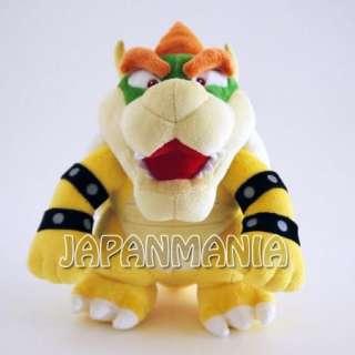 NINTENDO   Super Mario Plüsch Figur 26 cm Wii Bowser