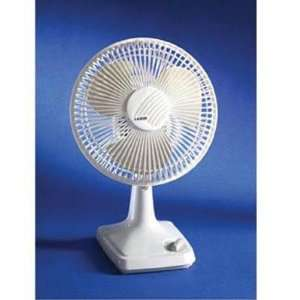 New Lasko Products 9 Inch Oscillating Table Fan 2 Speed