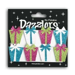 Chartreuse & White Gift Box Birthday Dazzlers Arts, Crafts & Sewing