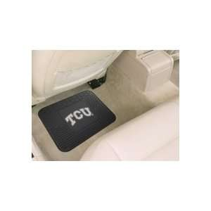 TCU Horned Frogs Small Utility Mat (Set of 2) Sports