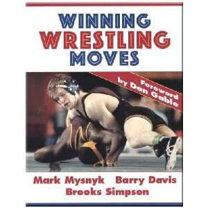 BOOK WINNING WRESTLING MOVES Sports & Outdoors
