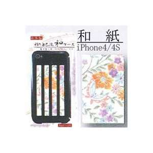 Irodori Japanese Design iPhone 4S/4 Case (Kaoru Relic