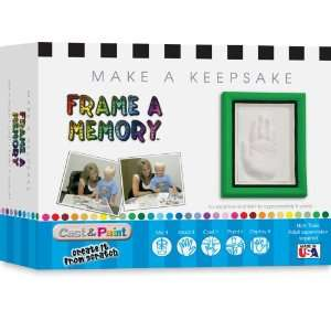 Inc. Cast and Paint Frame a Memory casting kit Toys & Games