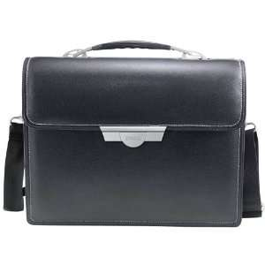 DELL LEATHER LAPTOP 15.4 CARRYING CASE   NH030