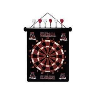 NCAA Alabama Crimson Tide Dart Board