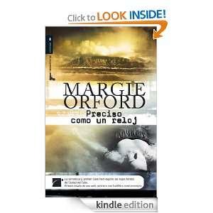 Preciso como un reloj (Criminal (roca)) (Spanish Edition): Orford