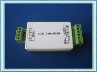Mini LED RGB signal amplifier for LED RGB strip light