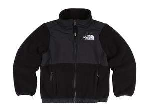 Face Denali Fleece Infant Black Boys Girls Jacket 0 3m 3 6m