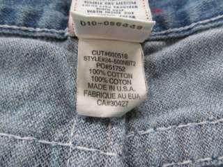 Authentic TRUE RELIGION Bobby Super T Denim BOOT CUT Jeans Mens size