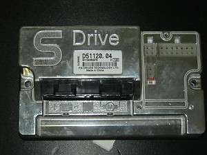 PG DRIVES ELECTRIC MOBILITY SCOOTER CONTROLLER S DRIVE COMPUTER D51120