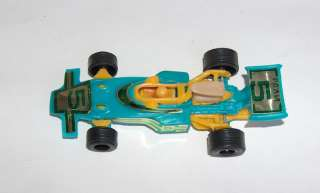 VINTAGE F1 RALLY RACING CAR BULGARIAN PLASTIC CAR TOY