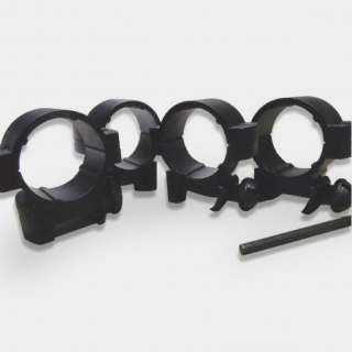 DIA 30mm Scope Rings Low Profile Picatinny/Weaver