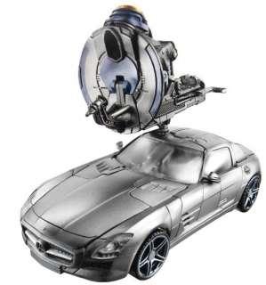 HASBRO Transformers DOTM Deluxe MERCEDES BENZ SLS AMG Soundwave
