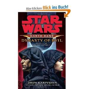 (Star Wars (Del Rey)): .de: Drew Karpyshyn: Englische Bücher