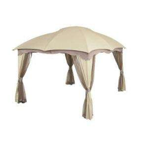 Ft. Roof Style Patio Garden House Gazebo 5LGZ6521 A at The Home Depot