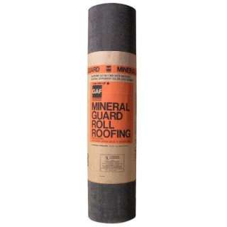 39 39/64 in. x 32 39/64 ft. Golden Cedar Mineral Surface Roll Roofing