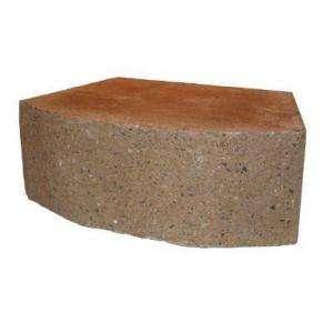 Legacy Stone 16 in. x 10 in. Concrete Garden Wall Block KK063010100500