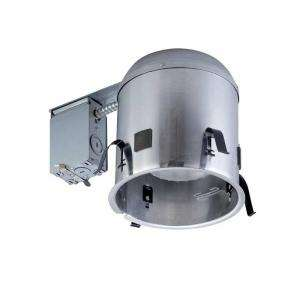 Commercial Electric 6 in. IC Remodel Airtight Housing (6 Pack) (H4