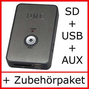 USB AUX Adapter CD  Wechsler Alpine Ai Net IVA IDA