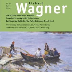 Alfred Scholz, Richard Wagner, Julian Armstrong, Philharmonia Festival