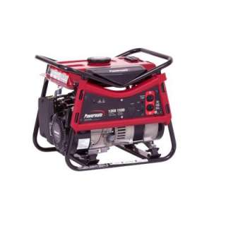 Watt Gasoline Powered Portable Generator PM0101207