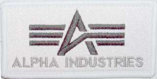 Alpha Industries Jacke CWU 45 Weiss Herrenjacke Neu