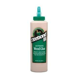 16 oz. Titebond III Ultimate Wood Glue 1414