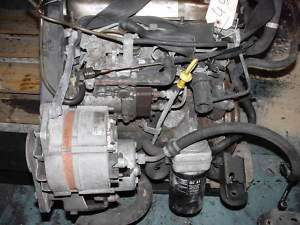 1600 VW Turbo Diesel ECO Engine w. AC
